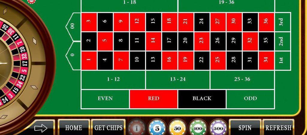 Metodo legge del terzo roulette